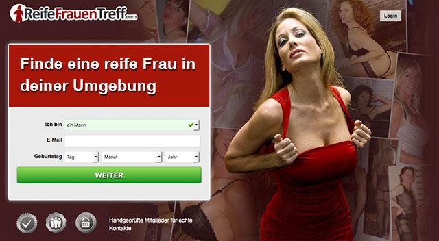ReifeFrauenTreff-Startseite