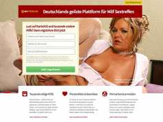 Homepage von MILF-FRIEND.COM