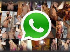 Mit Whatsapp Frauen zum ficken finden