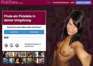 Fickdate.com ist eine moderne Sexbörse mit Sexanzeigen