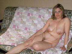 Mollige Hausfrau sucht Sextreffen