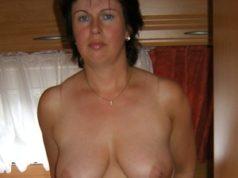 Reife Frau auf der Suche nach einem Sextreffen