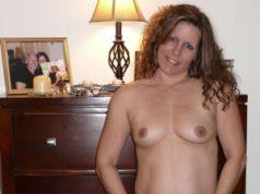 Getrenntlebende MILF hat wieder Lust auf ein Sex Dat