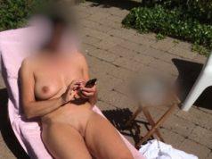 MILF aus Rostock möchte mit dir Outdoor-Sex genießen…