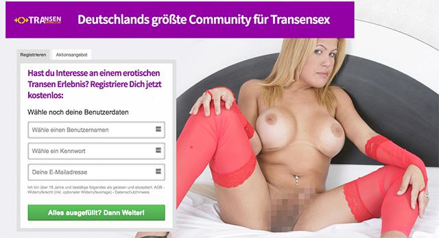 Transendating.com Portal