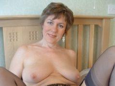 Gutsituierte Witwe und Cougar sucht einen jugendlichen Lover…