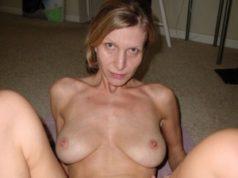 Sexy MILF aus Berlin sucht Sexpartner